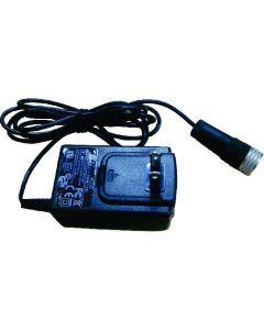 Adapter 100-240 VAC / 24 VDC, 0,5 A, 2 m kabel met M8-connector