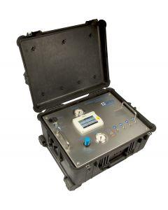 Persluchtkwaliteitsmeting conform ISO 8573.1 / meetpunt