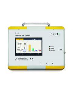 S132 Laser partikelteller (bereik d: 0.1 < d ≤ 5.0 μm) voor perslucht