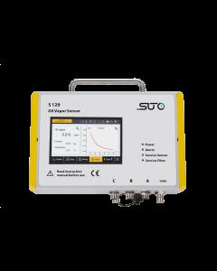 "S120 Restoliemistsensor (VOC) - stationair, incl. 5"" touch screen kleurendisplay"