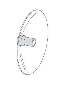Cejn Spaandersschild -  ø100 mm (4